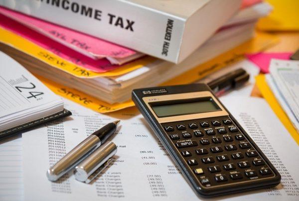 Calcul taxe d'habitation